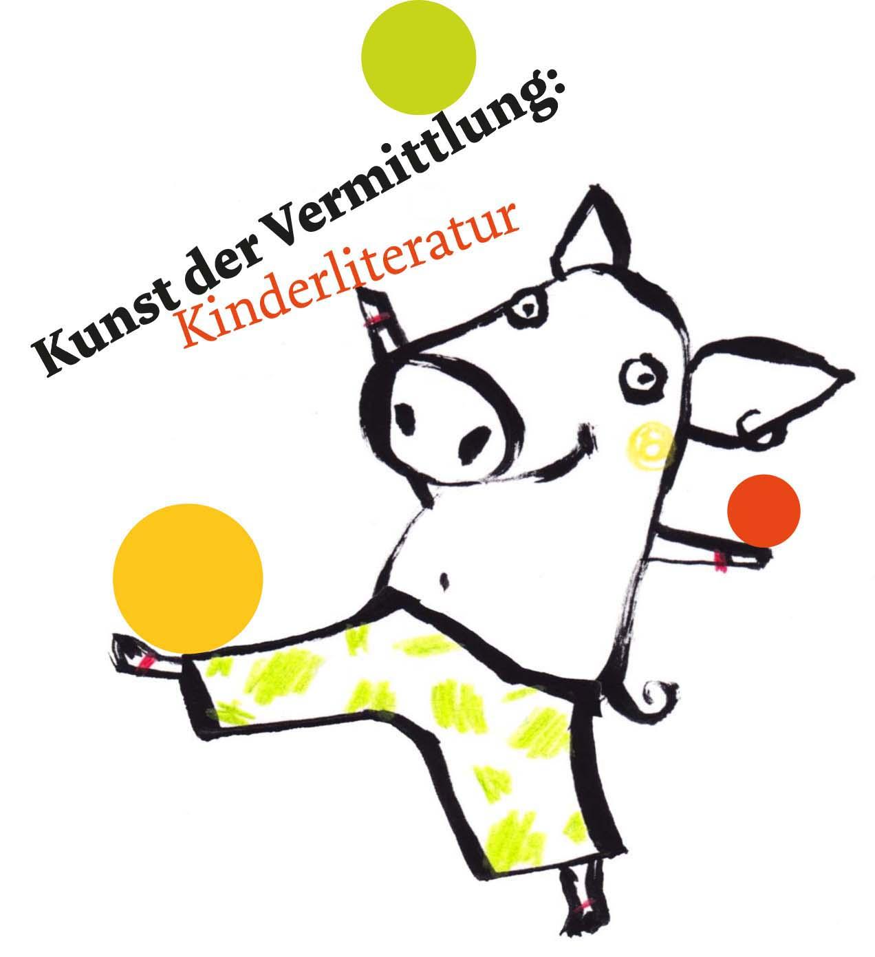 Kunst der Vermittlung: Kinderliteratur