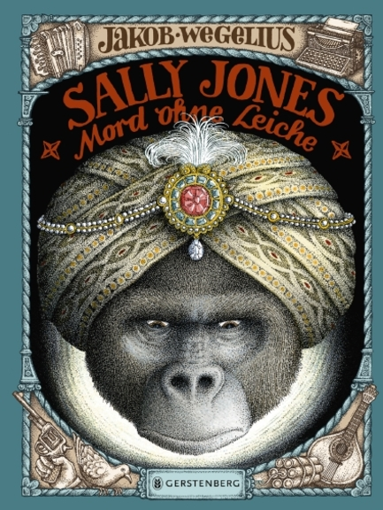 Sally Jones. Mord ohne Leiche Book Cover