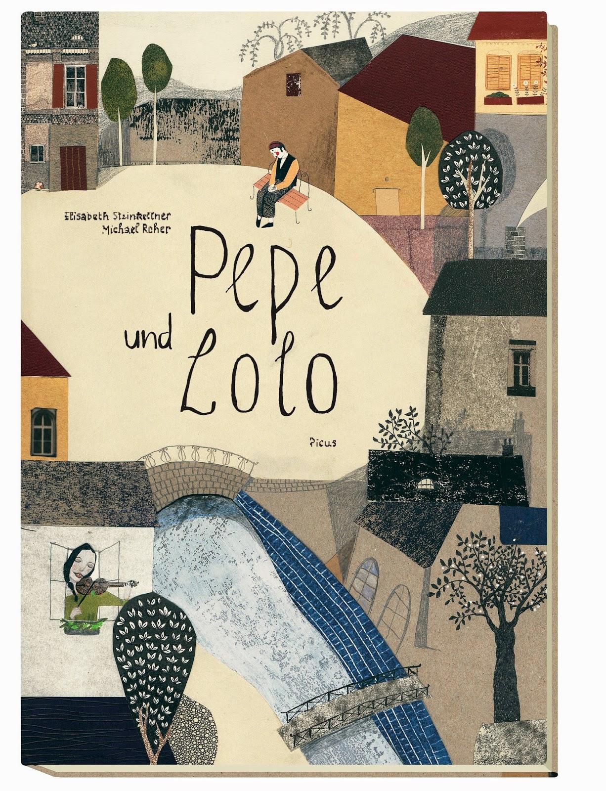 Pepe und Lolo Book Cover