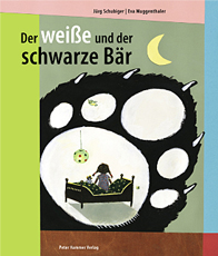 Der weiße und der schwarze Bär Book Cover