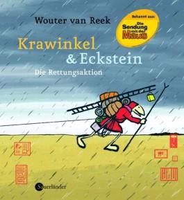 Krawinkel und Eckstein – Die Rettungsaktion Book Cover