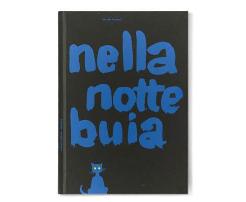 Nella notte buja Book Cover