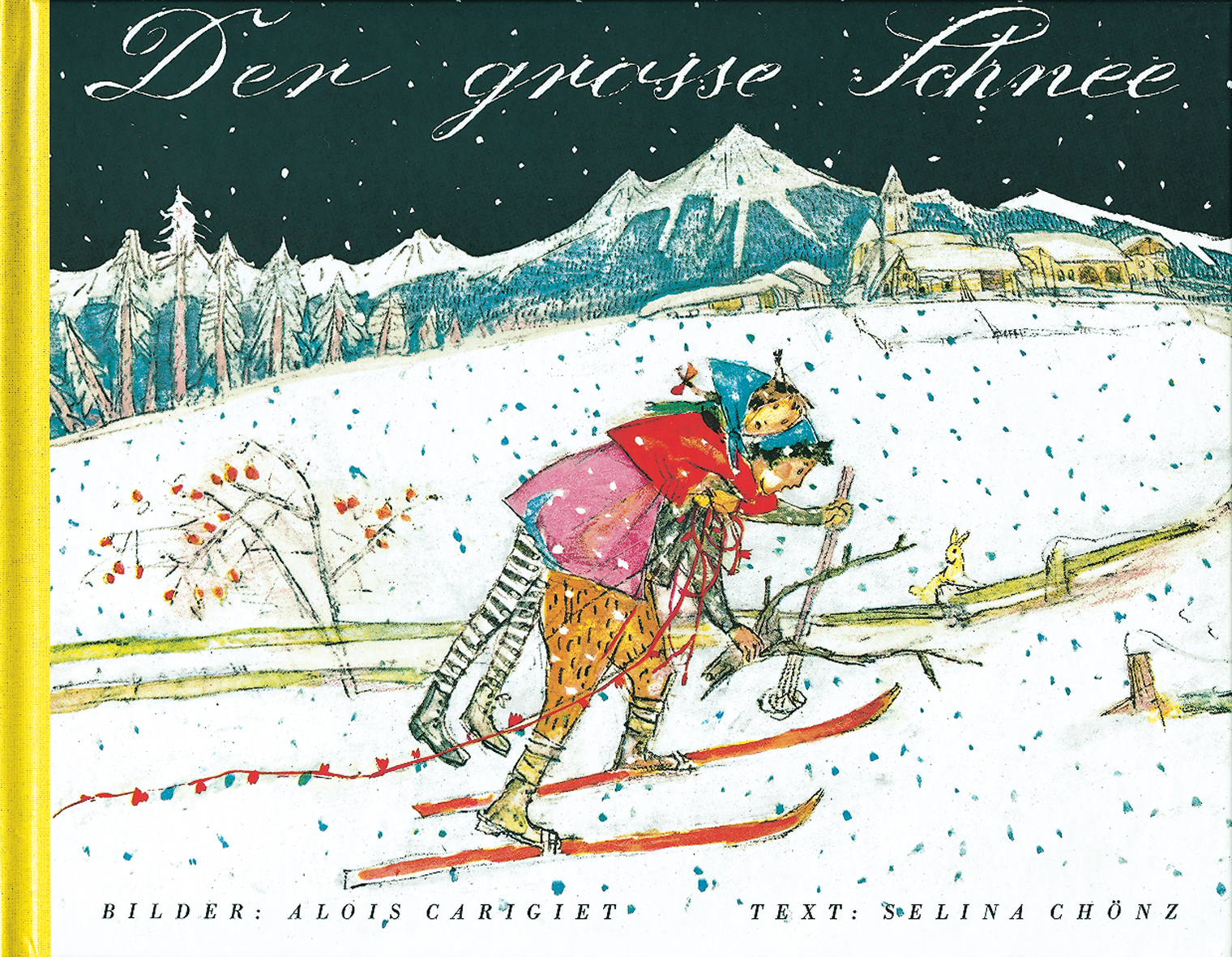 Der grosse Schnee Book Cover