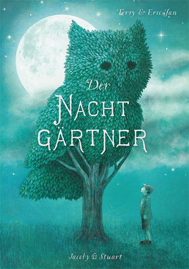 Der Nachtgärtner Book Cover