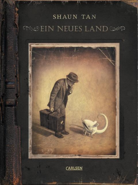 Ein neues Land Book Cover