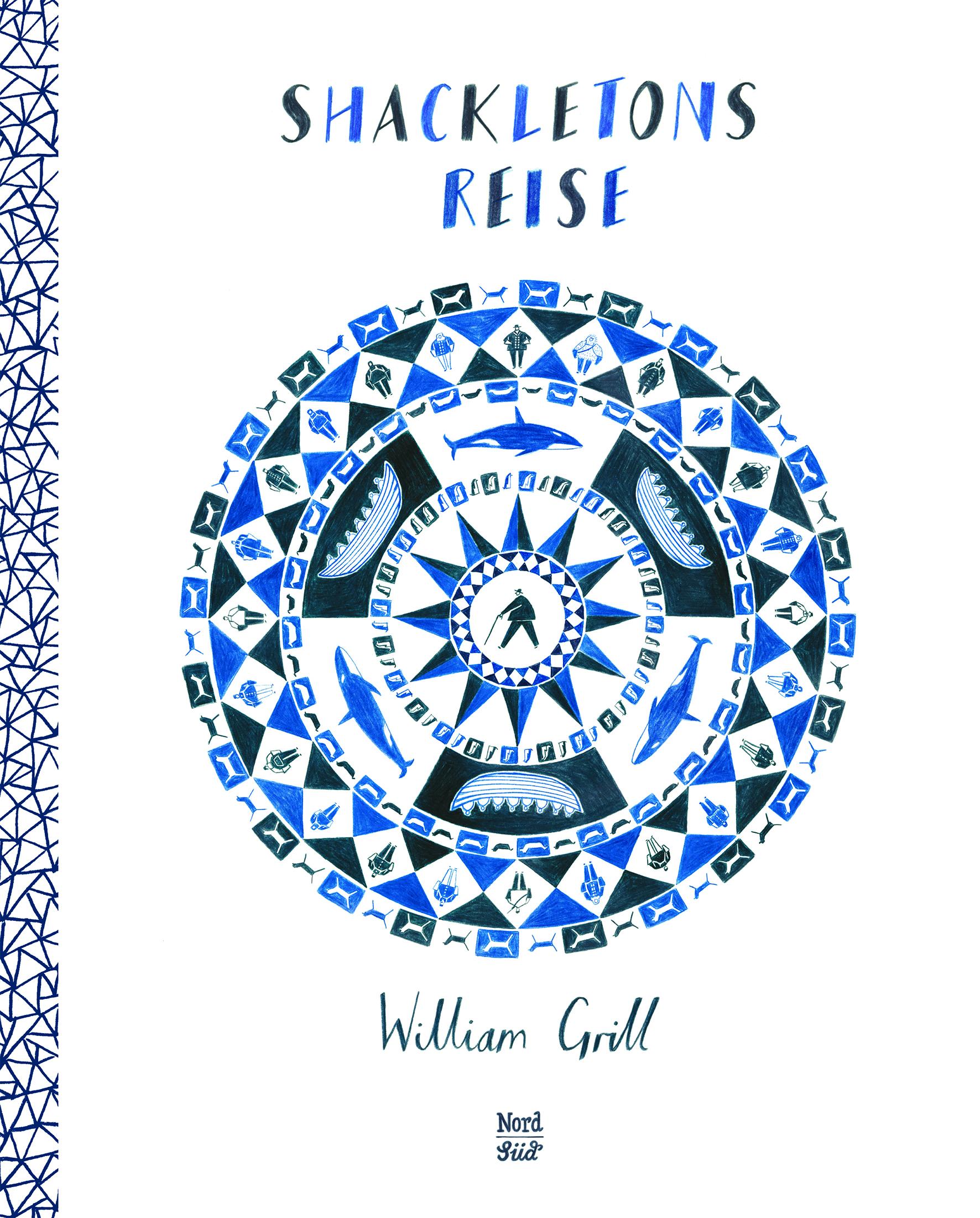 Shackeltons Reise Book Cover