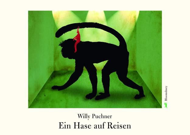 Ein Hase auf Reisen Book Cover