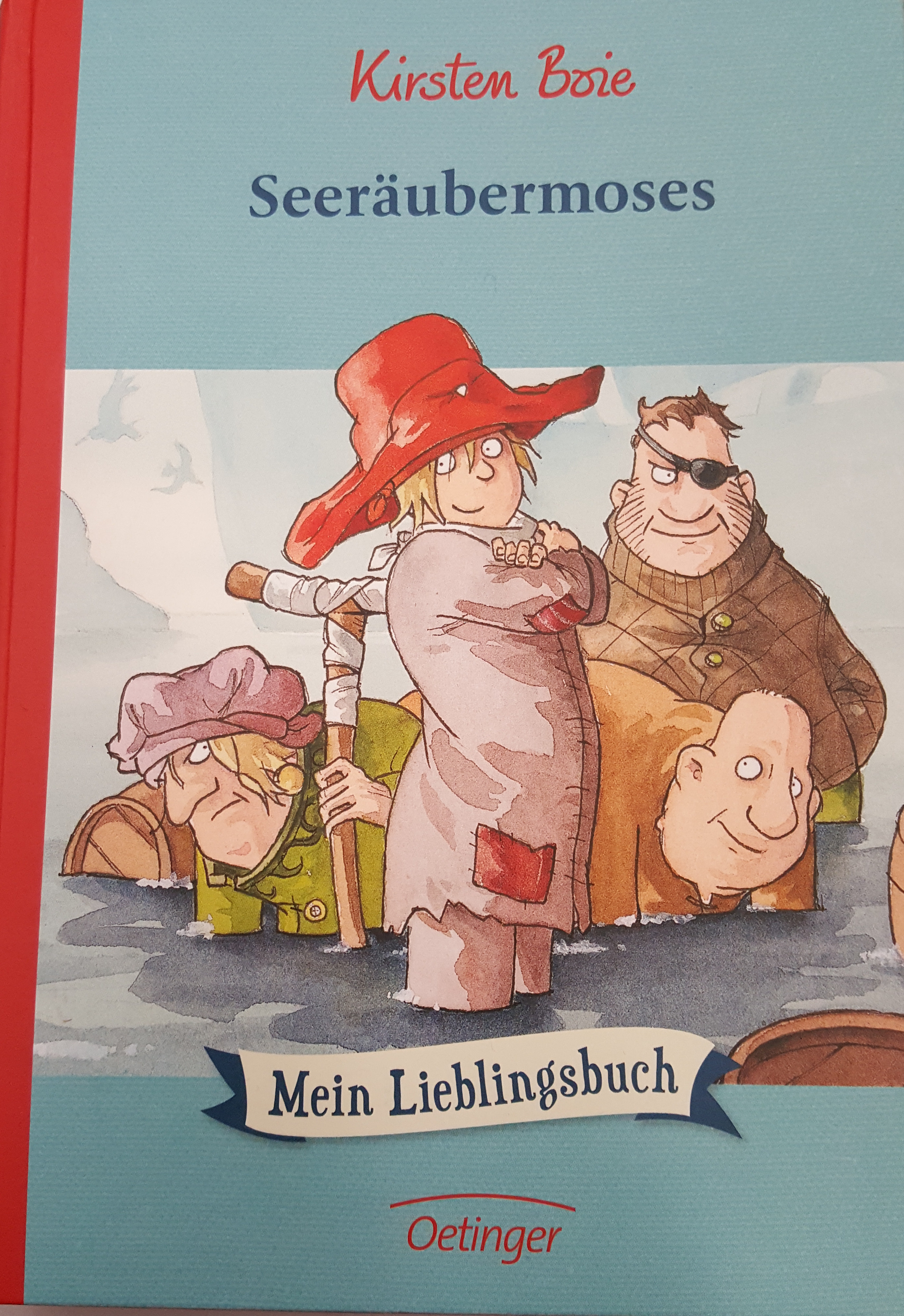 Seeräubermoses Book Cover