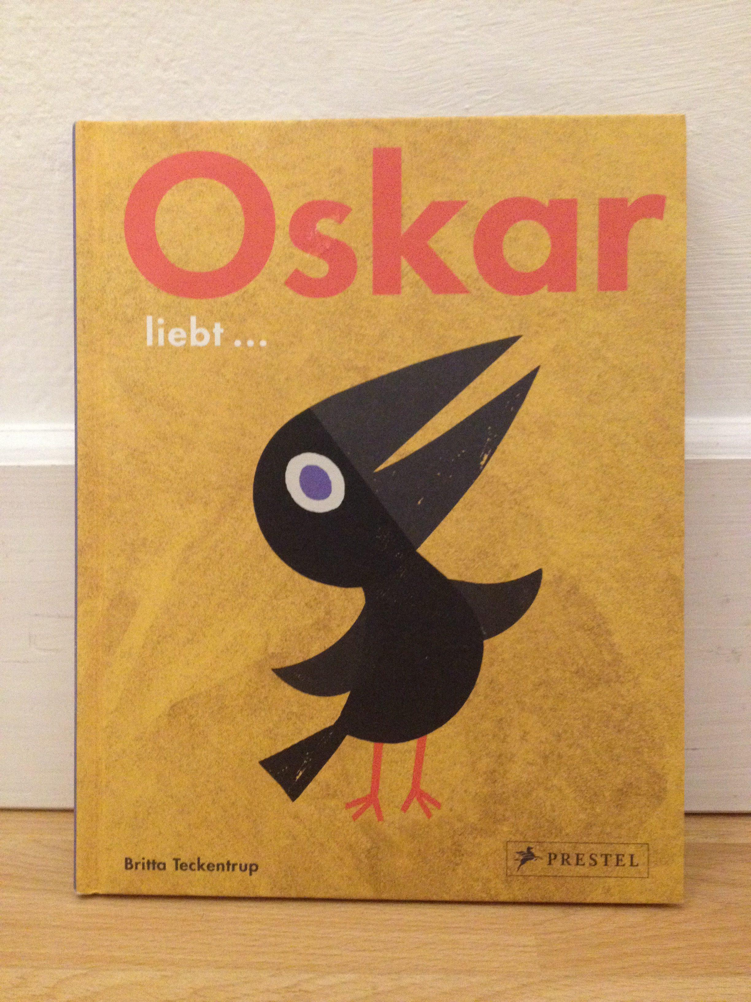 Oskar liebt... Book Cover