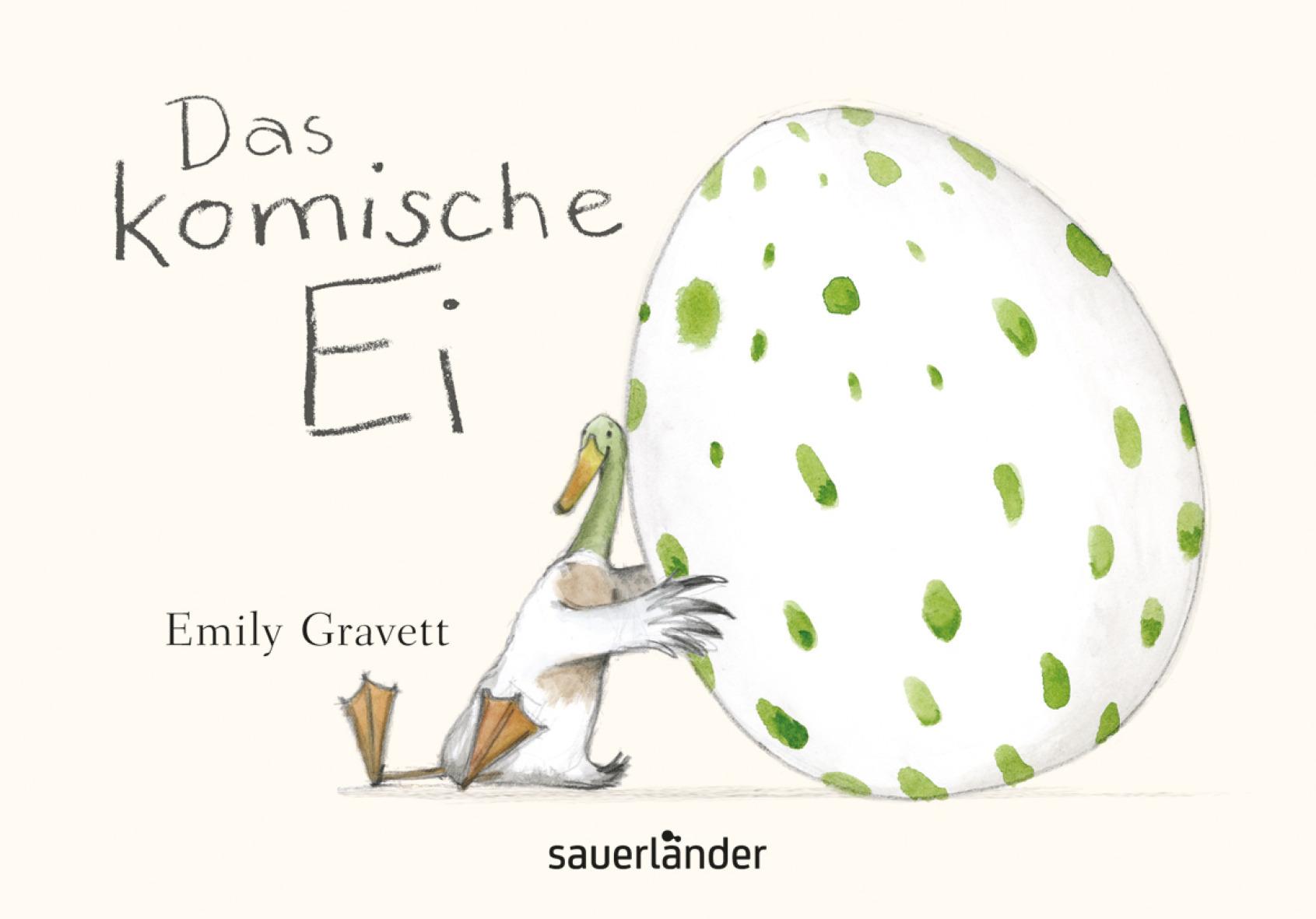 Das komische Ei Book Cover
