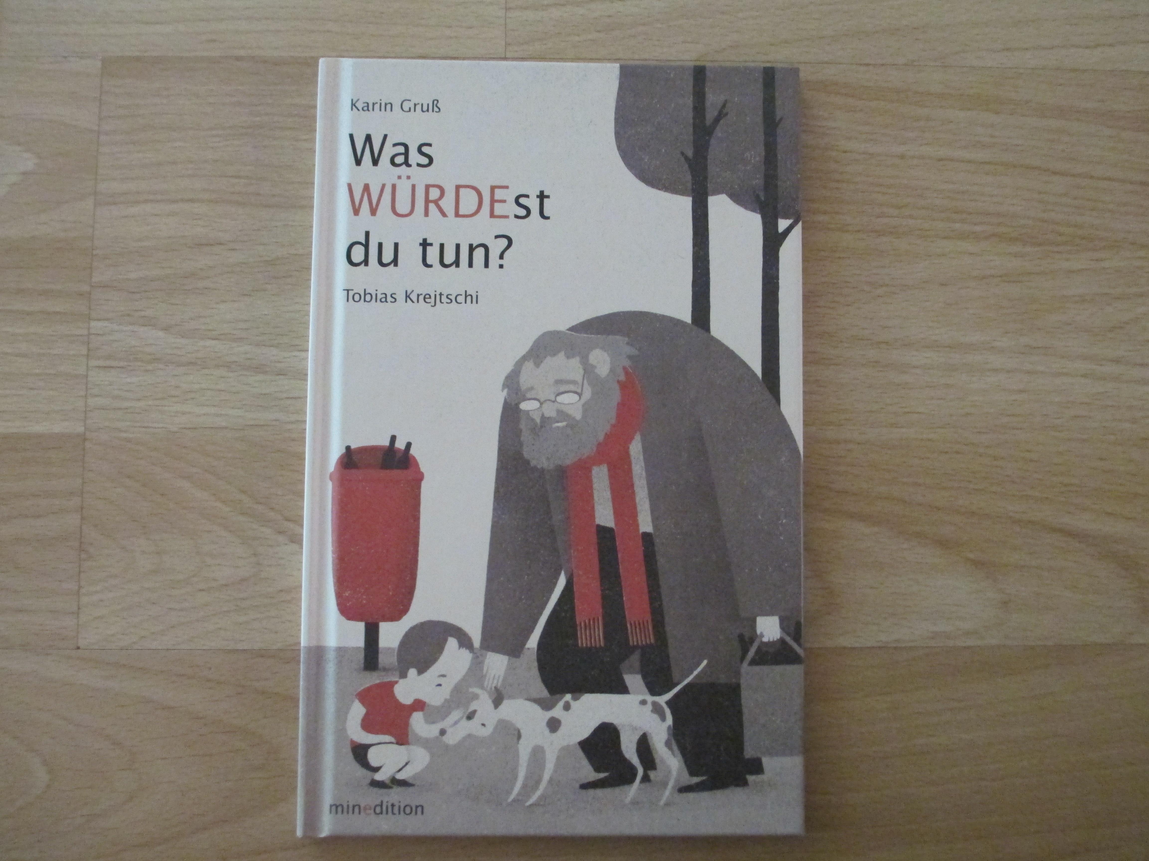 Was WÜRDEst du tun? Book Cover