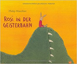 Rosi in der Geisterbahn Book Cover