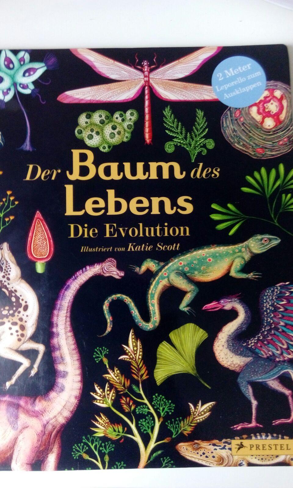 Der Baum des Lebens Book Cover