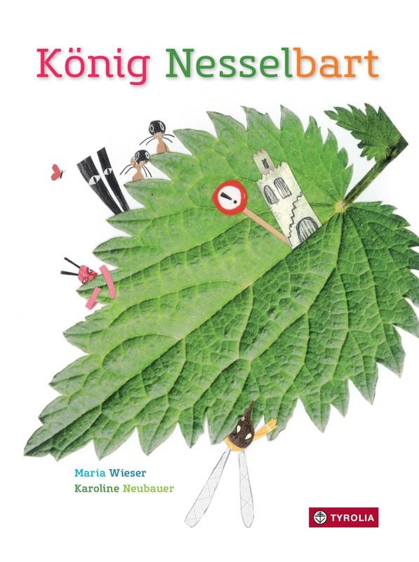 König Nesselbart Book Cover