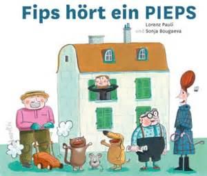 Fips hört ein Pieps Book Cover