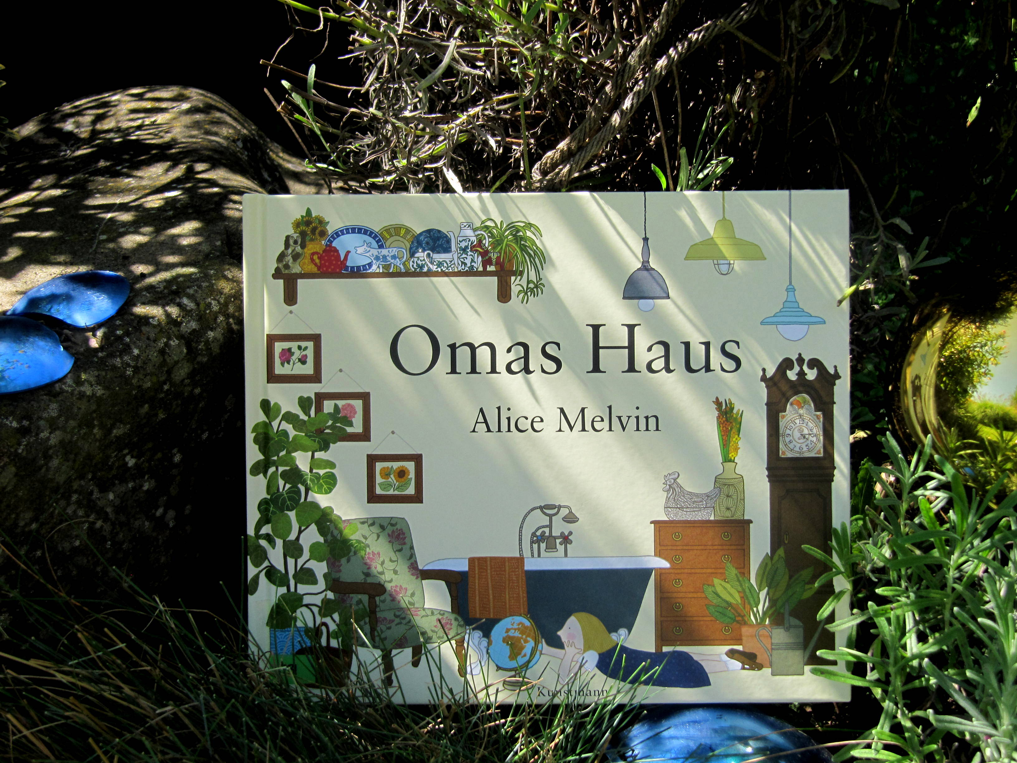 Omas Haus Book Cover