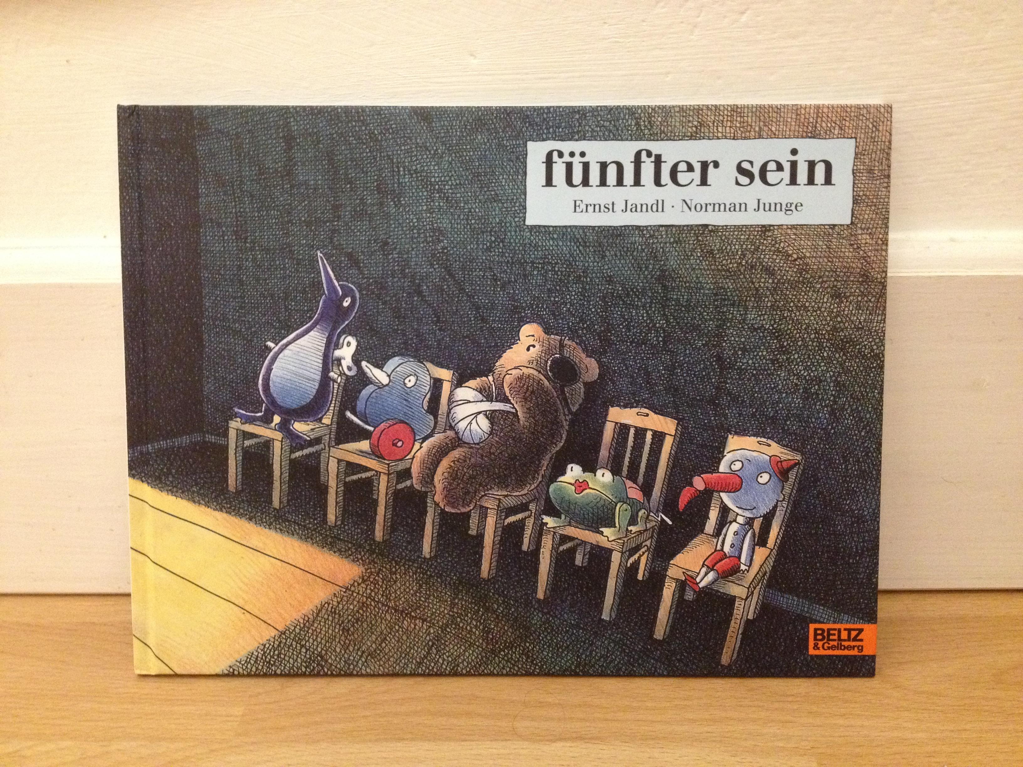 fünfter sein Book Cover