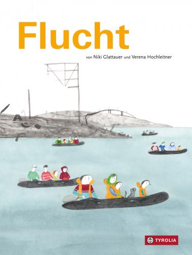 Flucht Book Cover