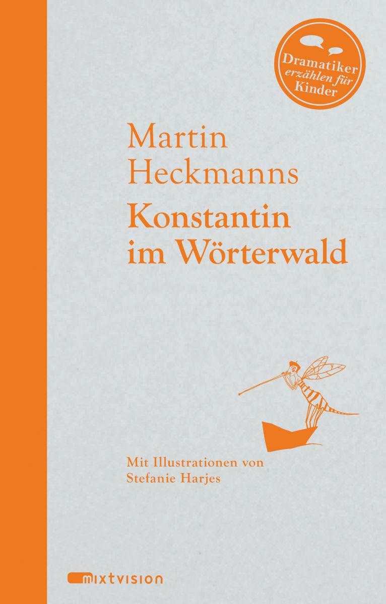 Konstantin im Wörterwald Book Cover