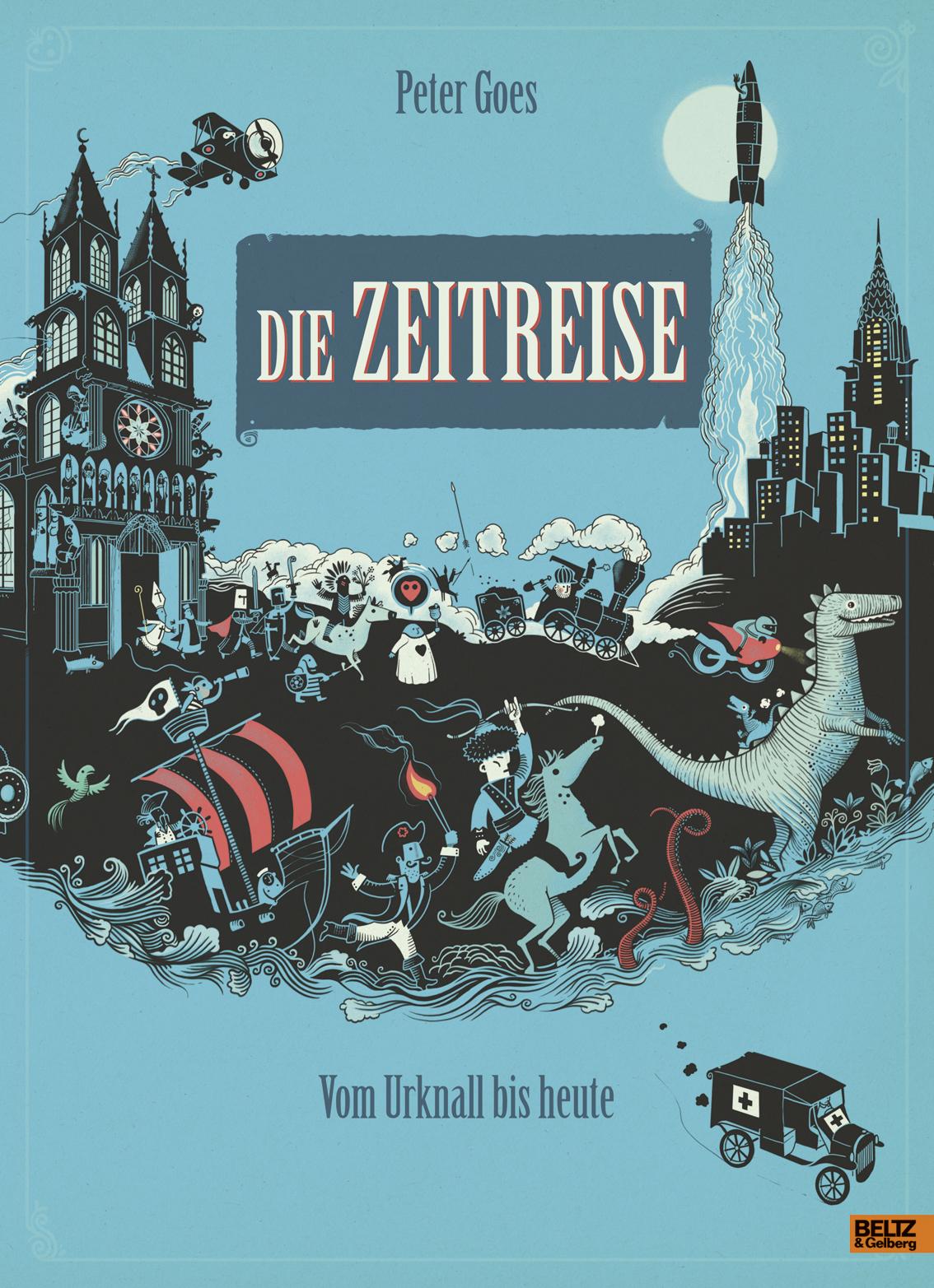 Die Zeitreise Book Cover