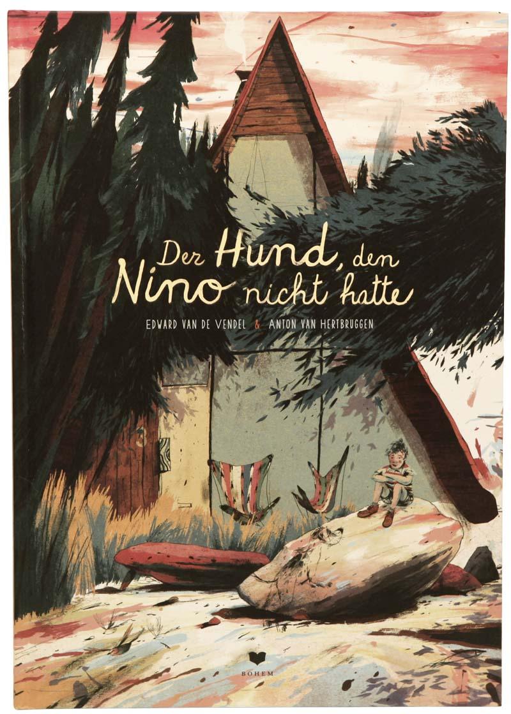 Der Hund, den Nino nicht hatte Book Cover