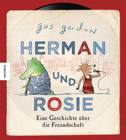 Herman und Rosie Book Cover