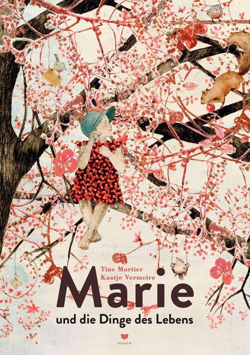 Marie und die Dinge des Lebens Book Cover