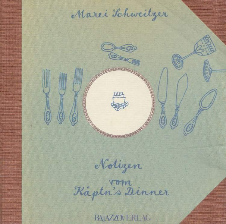 Notizen vom Käptn's Dinner Book Cover