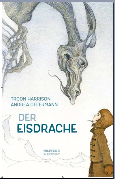 Der Eisdrache Book Cover