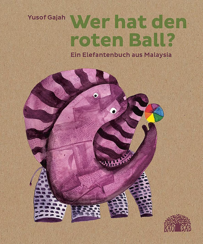 Wer hat den roten Ball? Book Cover