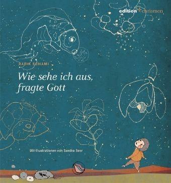 """""""Wie sehe ich aus"""", fragte Gott Book Cover"""