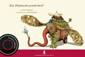 Die Elefantenwahrheit Book Cover