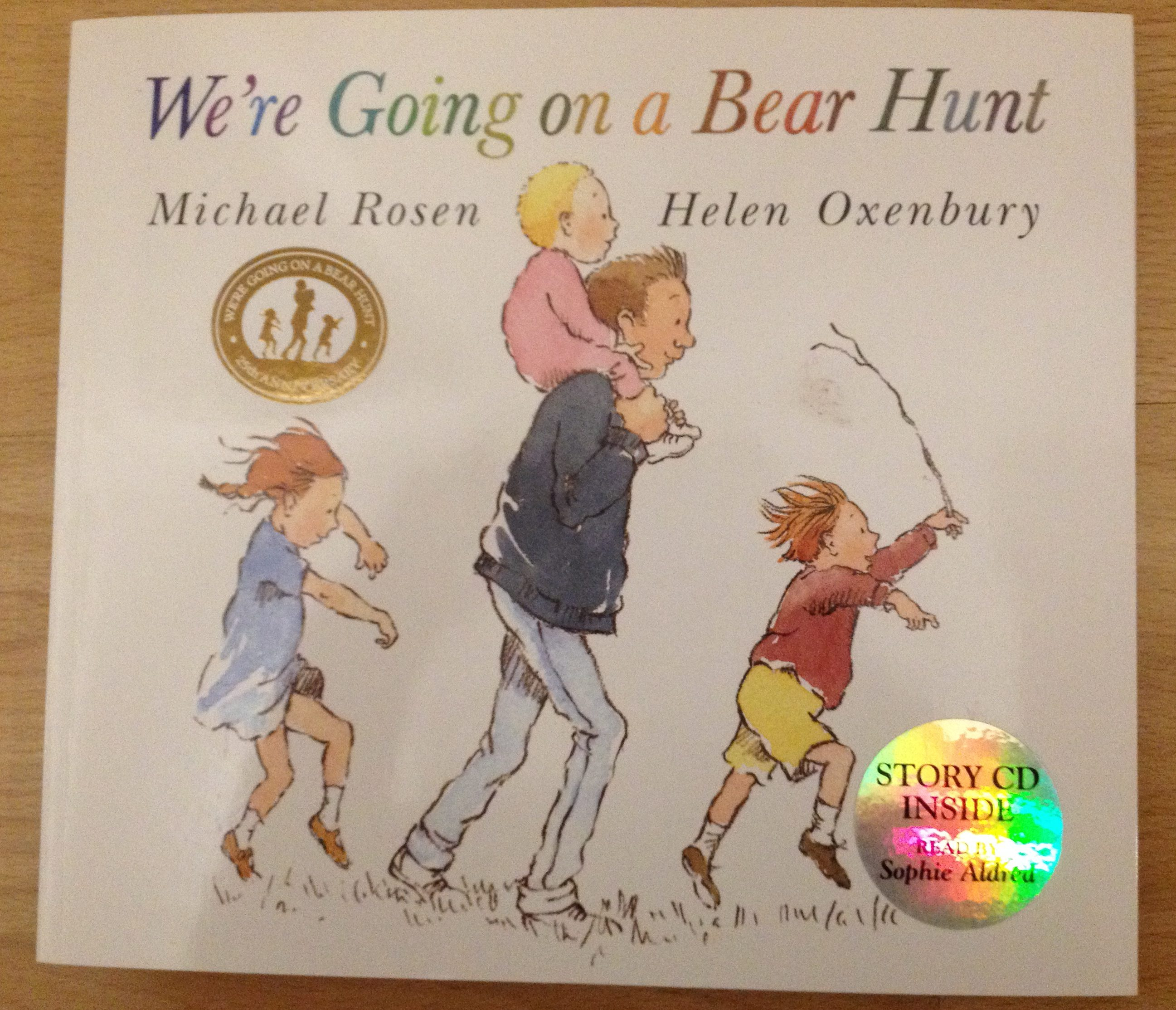 We´re going on a Bear Hunt Book Cover