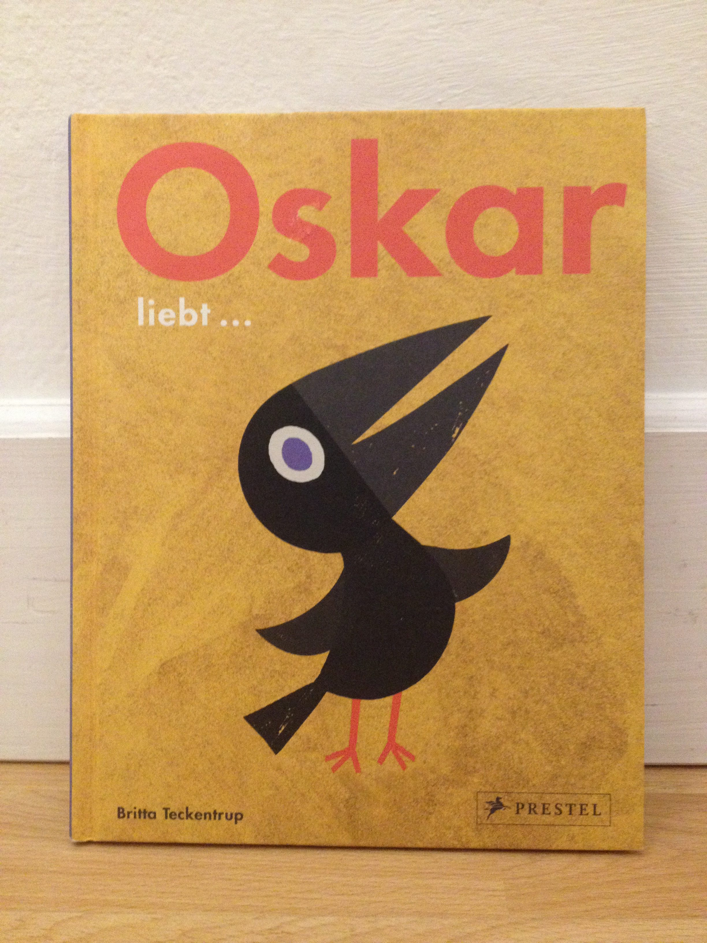 Oskar liebt... Book Cover