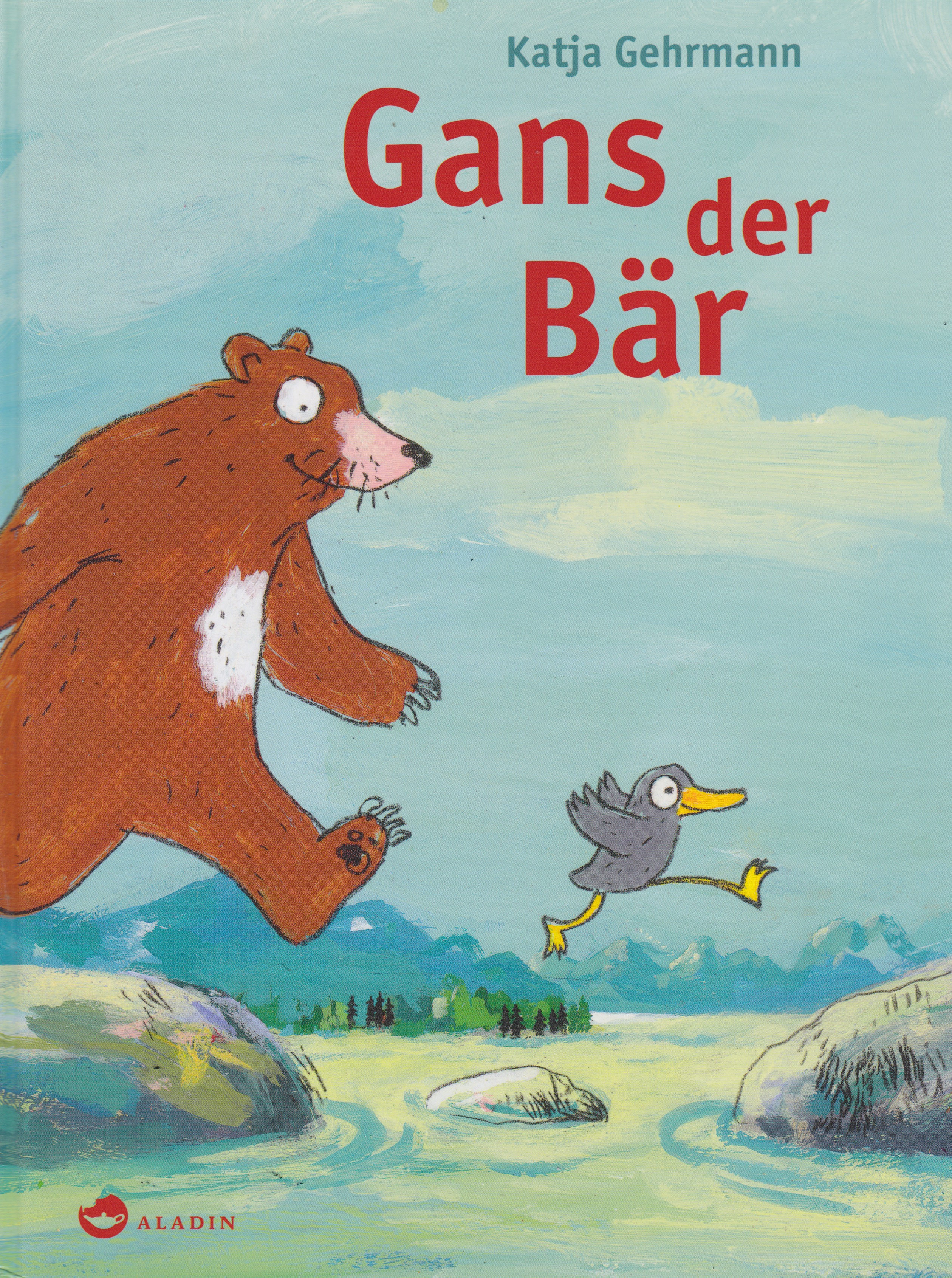 Gans der Bär Book Cover