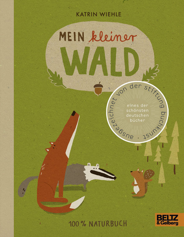 Mein kleiner Wald Book Cover