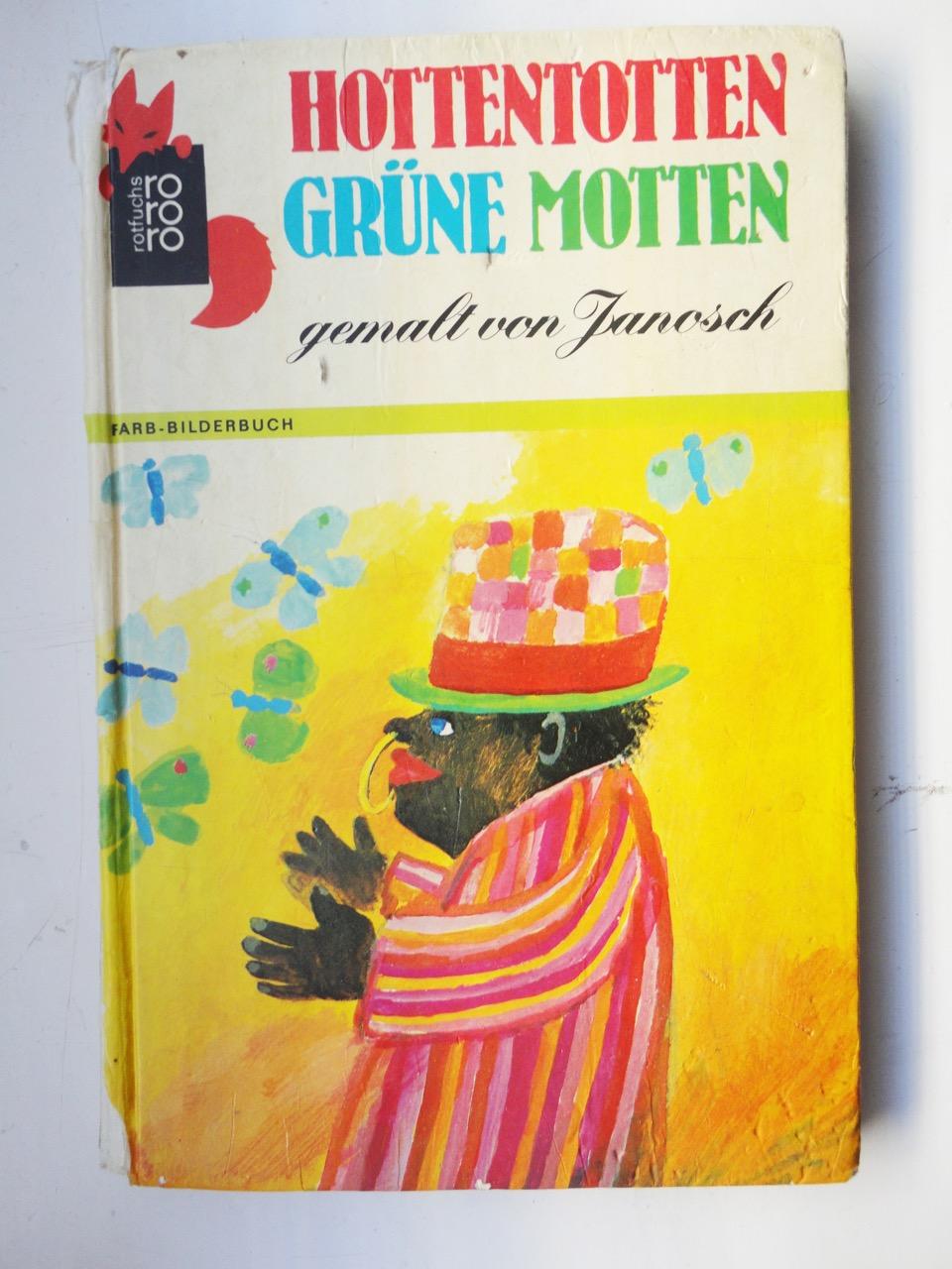 Hottentotten Grüne Motten. Alte und neue Kinderreime Book Cover