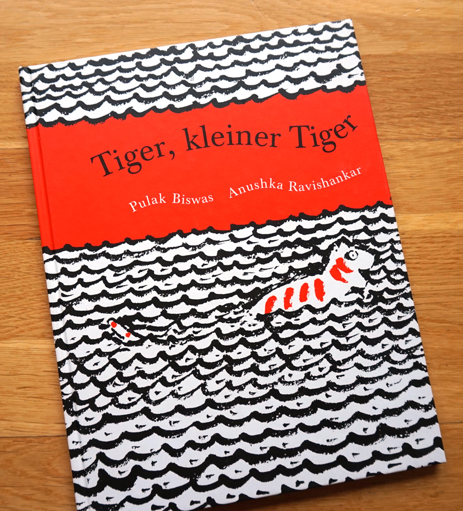 Tiger, kleiner Tiger Book Cover