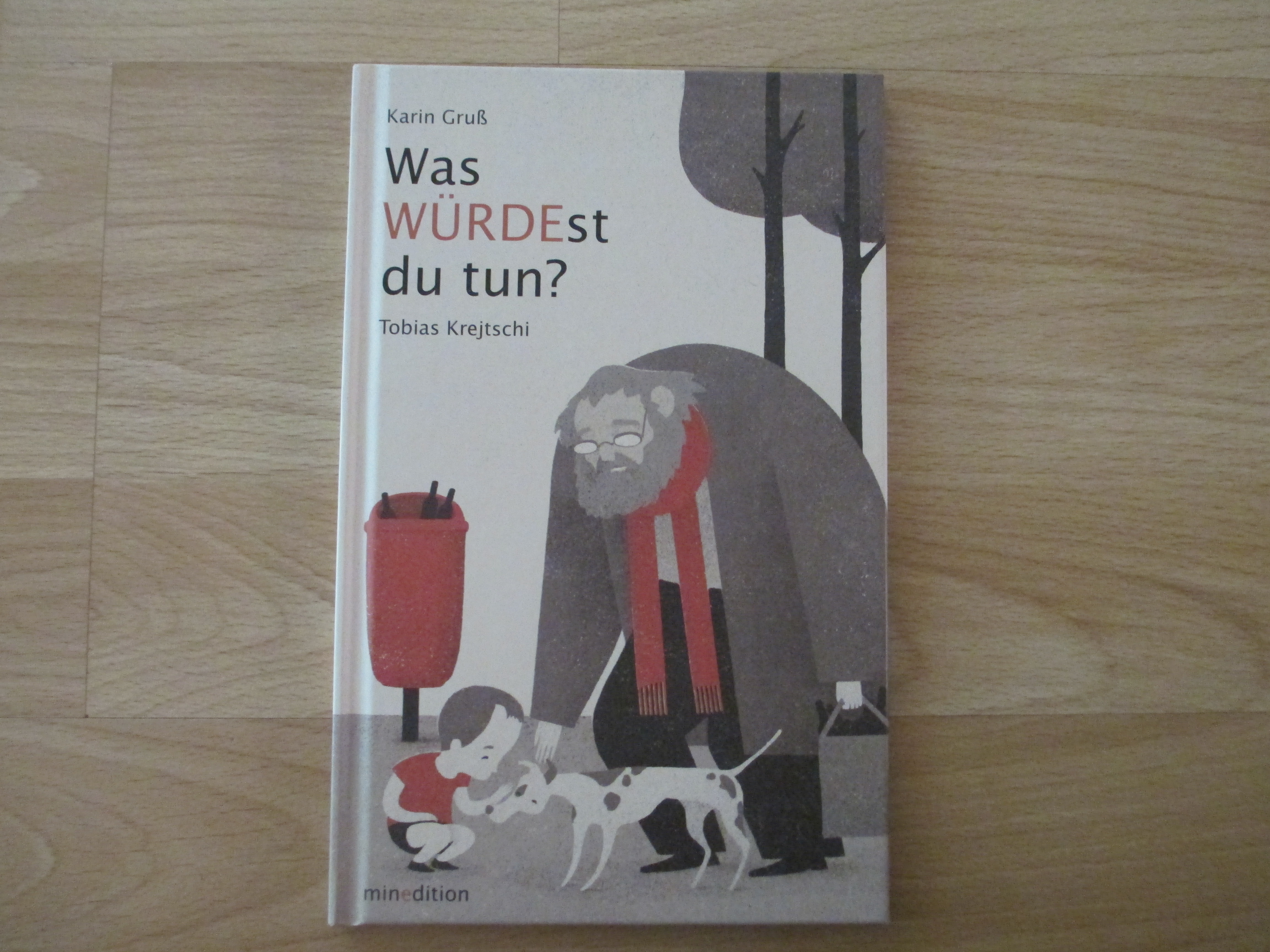 Was WÜRDEst du tun? Book Cover
