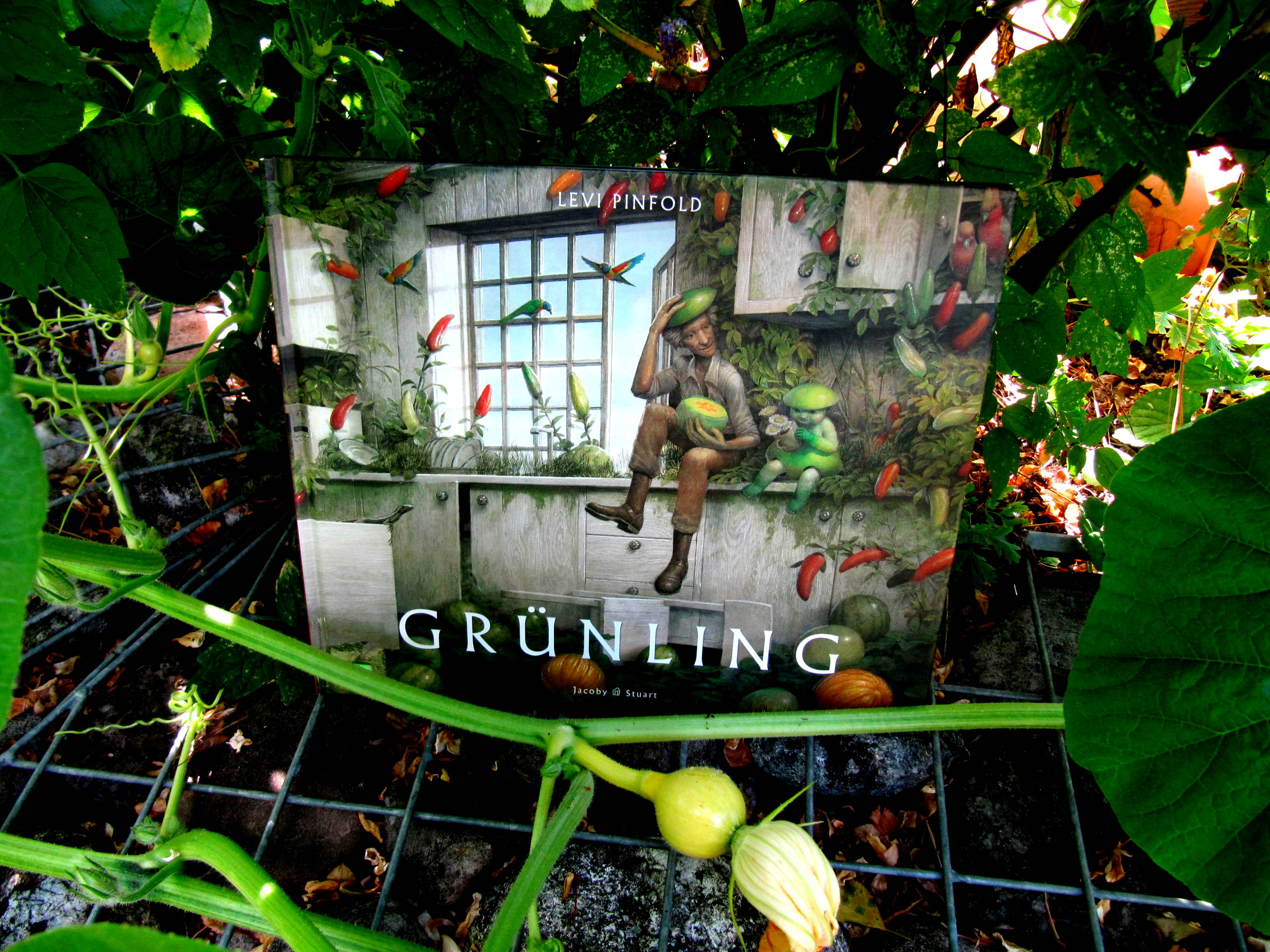 Grünling Book Cover
