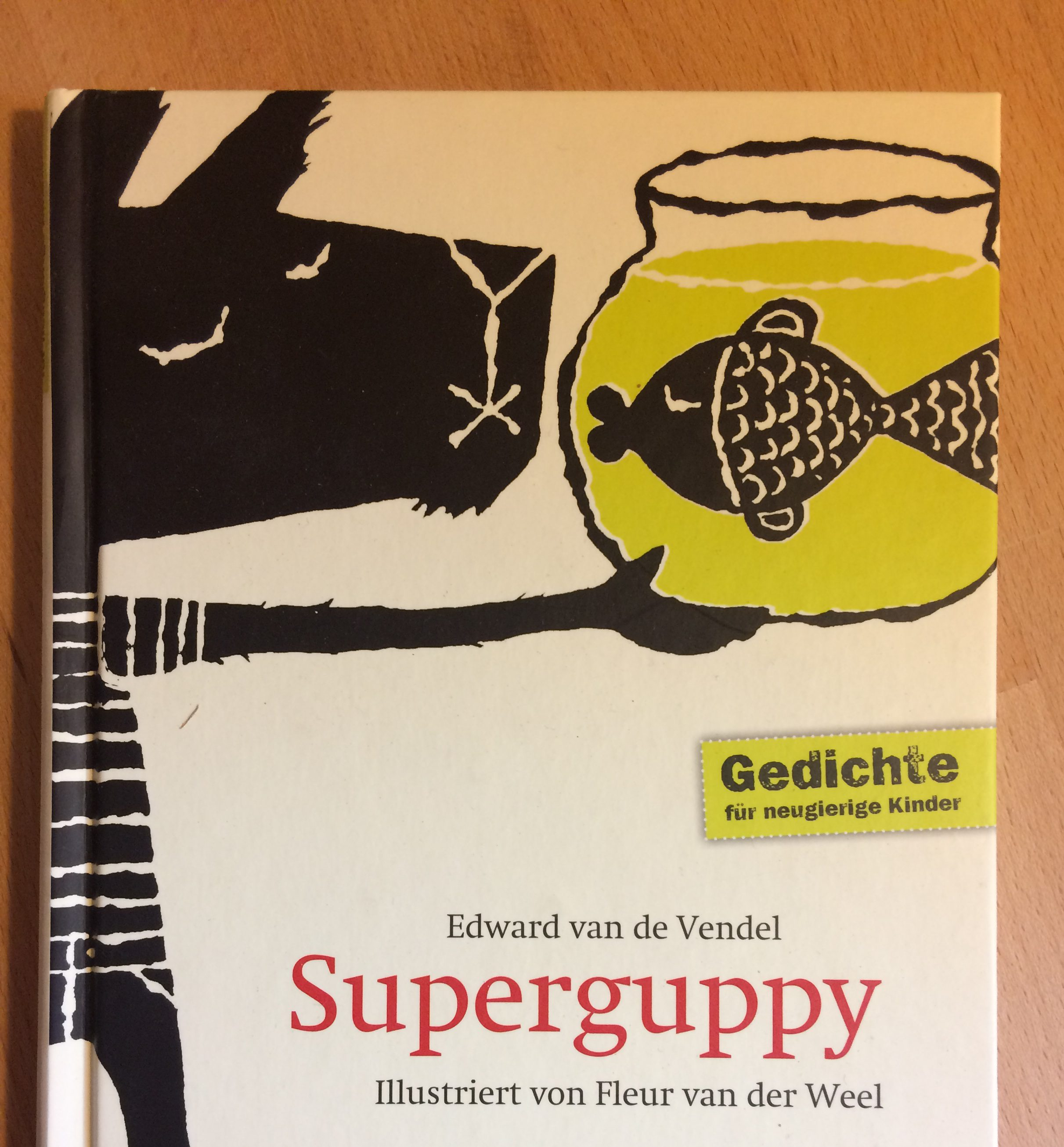 Superguppy Book Cover
