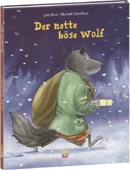 Der nette böse Wolf Book Cover