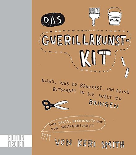 Das Guerillakunst-Kit Book Cover