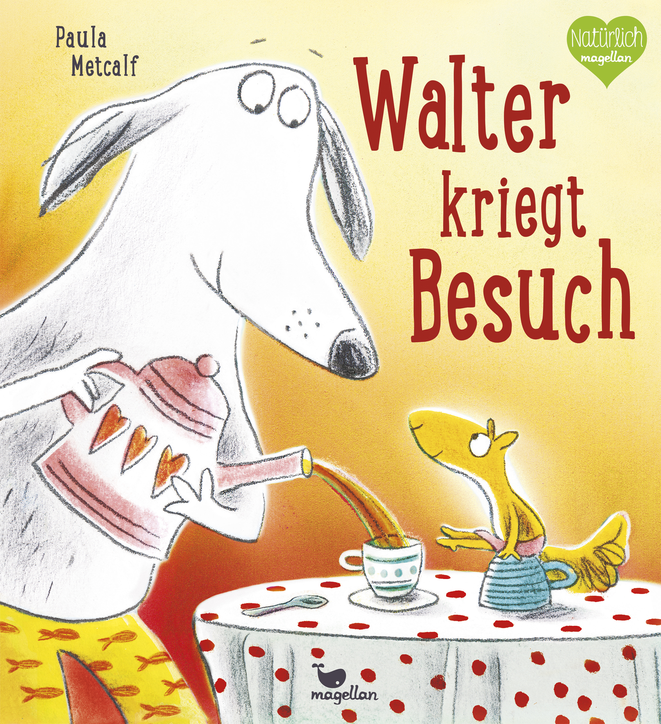 Walter kriegt Besuch Book Cover