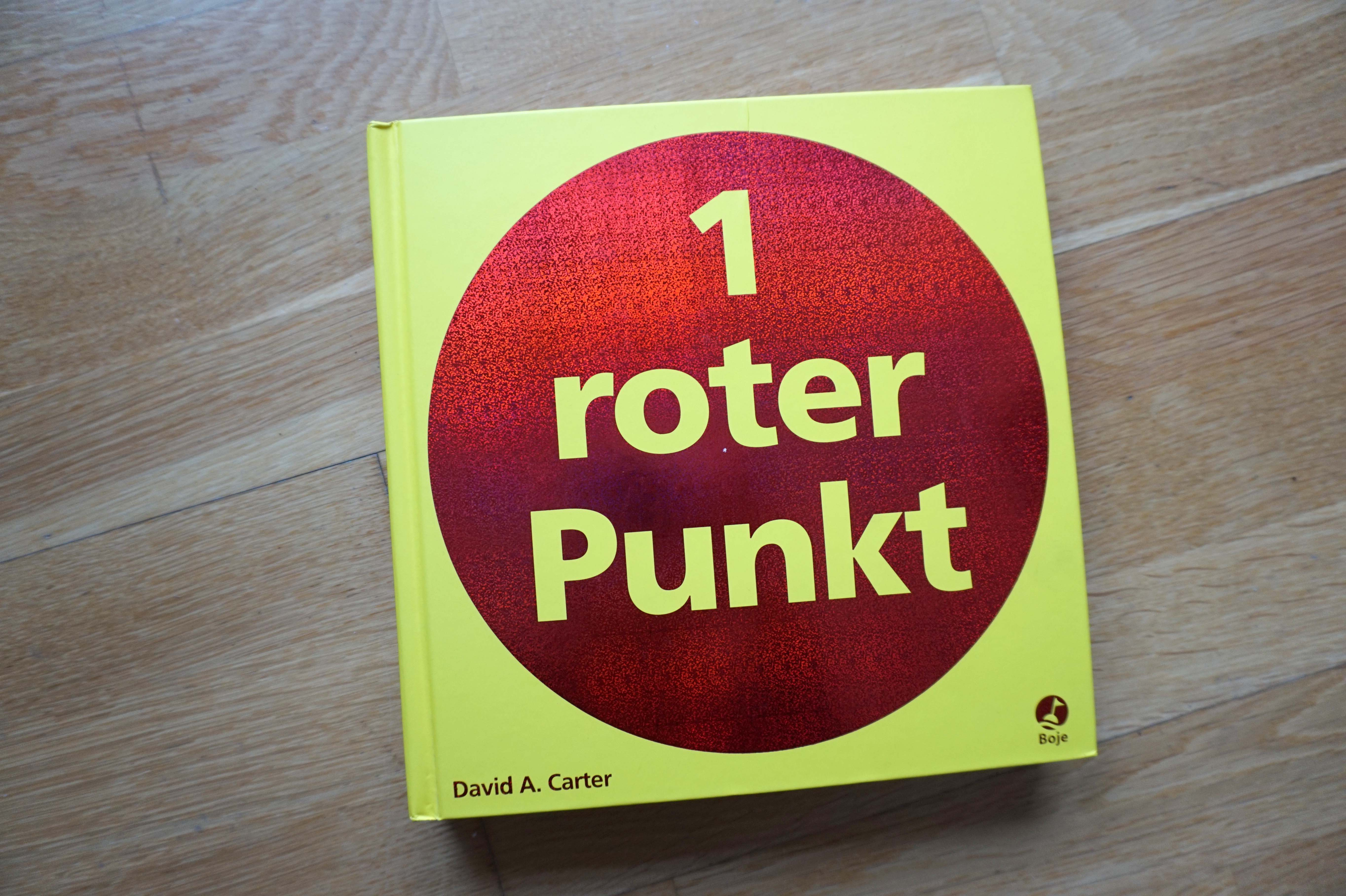 1 roter Punkt Book Cover