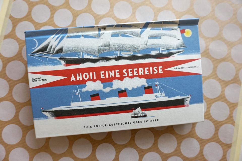 Ahoi! Eine Seereise Book Cover