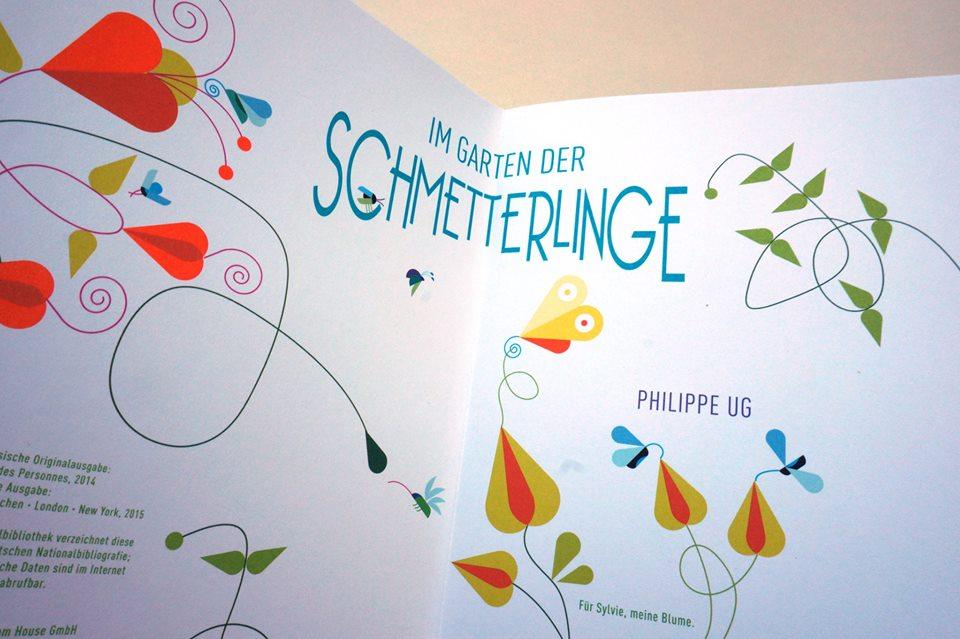 Im Garten der Schmetterlinge Book Cover
