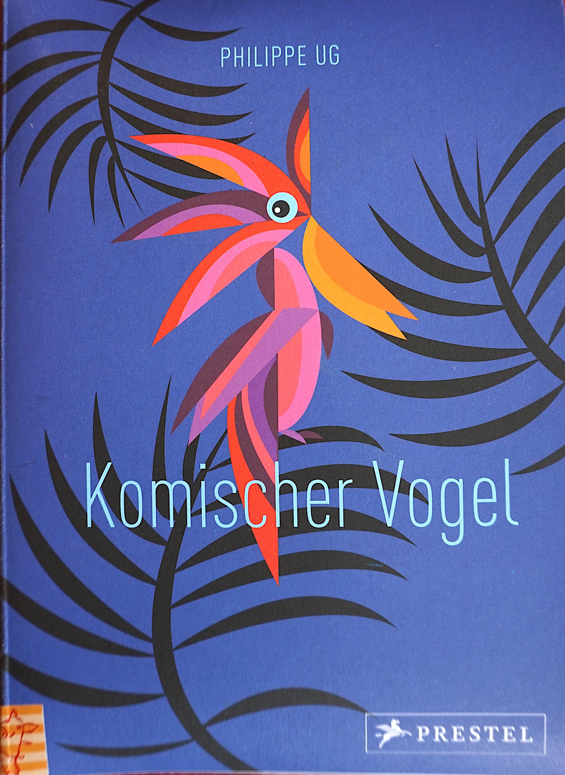 Komischer Vogel Book Cover