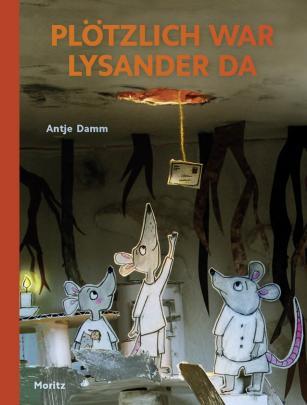 Plötzlich war Lysander da Book Cover