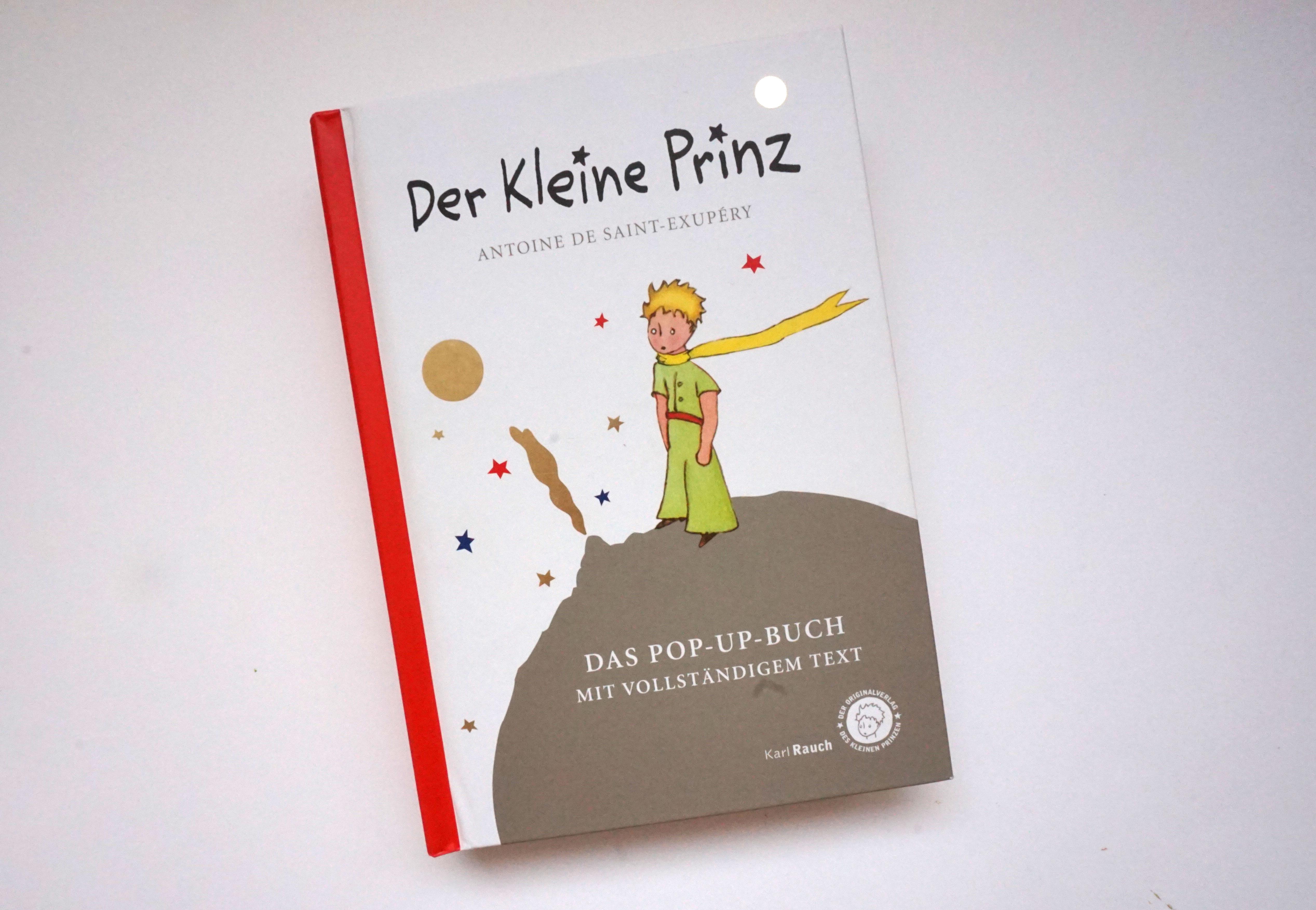 Der kleine Prinz Book Cover